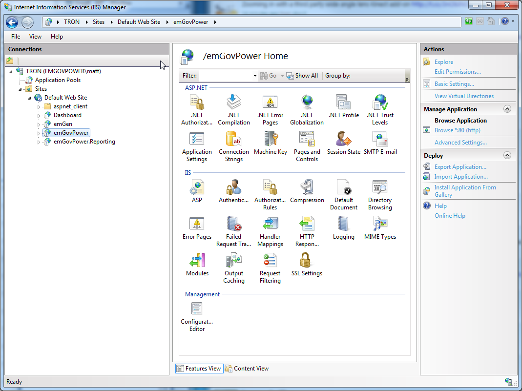 Having problems with IIS caching your Silverlight