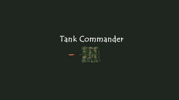 Tank Commander - Splash
