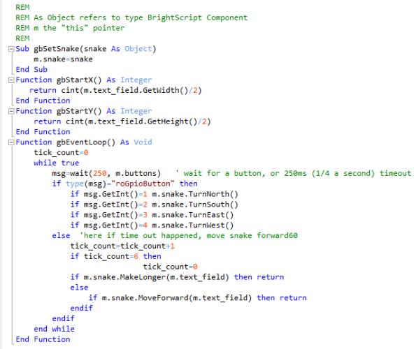 BrightScript